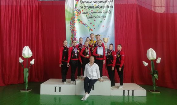 Результаты XL спартакиады спортивных школ Алтайского края