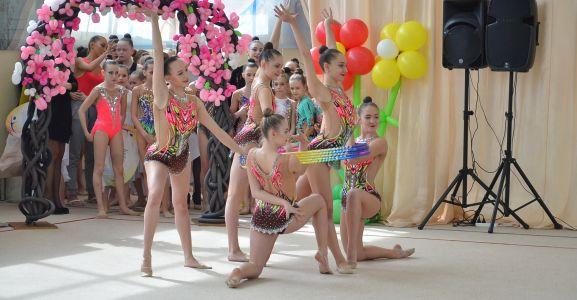 Итоги первенства Алтайского края по художественной гимнастике!