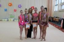 В городе Владимире состоялись соревнования Первенства ОГФСО «Юность России»