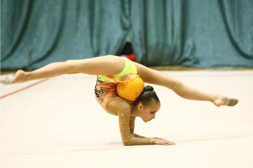 С 12.01 по 17.01.2013г. в г. Омске прошли соревнования  Первенство Сибирского Федерального Округа по художественной гимнастике