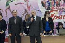 В Барнауле прошел чемпионат по художественной гимнастике «Грация»