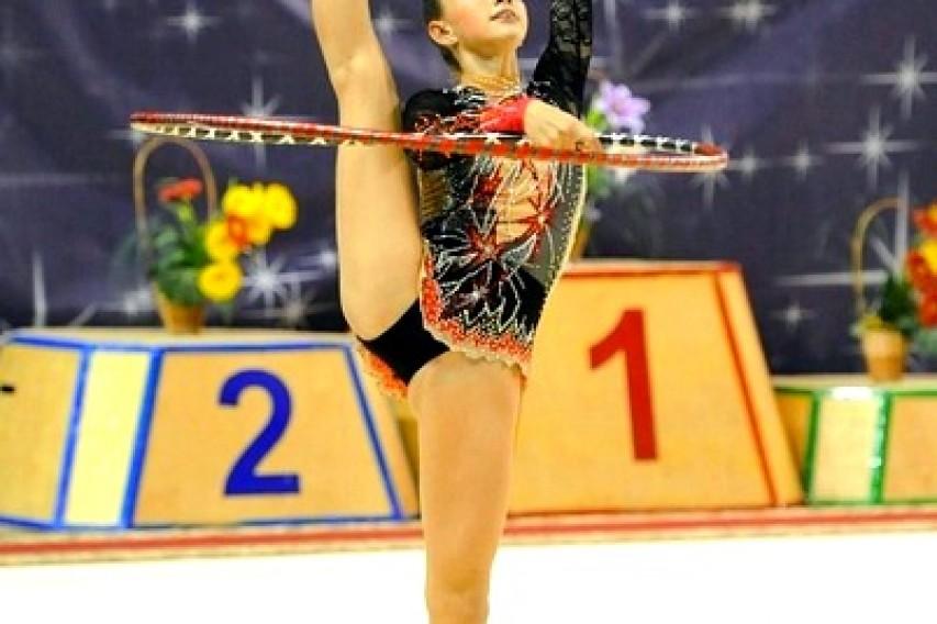 Сильнейшая гимнастка Алтайского края Арина Цицилина вошла в состав сборной команды СФО