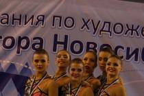 Кубок губернатора в Новосибирске (2013)