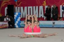 1-2 февраля в г. Барнауле проходили соревнования по художественной гимнастике «Кубок Губернатора Алтайского края»