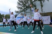 «Жемчужина Алтая» на молодежном фестивале «Энергия улиц» 2017