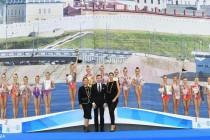 Алина Ломакина призер Первенства России в командном зачете!