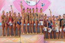 Воспитанницы школы призеры Чемпионата Сибирского федерального округа!