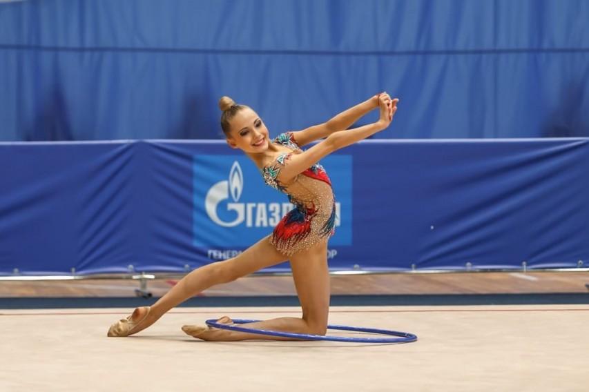 Ломакина Алина (1 спортивный разряд 2007 г.р.)