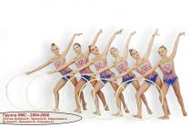 Группа «Гламур» – КМС (2004 – 2006 гг.р.)
