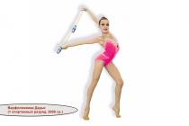Варфоломеева Дарья (1 спортивный разряд, 2006 г.р.)