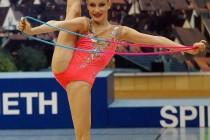 Дарья Варфоломеева — чемпионка Германии по художественной гимнастике!