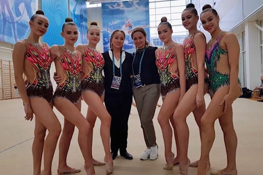 Новые Мастера спорта России в Жемчужине Алтая!