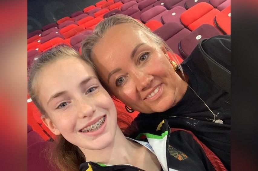 Дарья Варфоломеева заняла 15 место на Юниорском чемпионате мира!