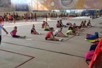 19 августа у гимнасток прошли контрольно-переводные нормативы!