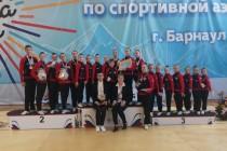 Итоги ВС «Лучшая школа России» по спортивной аэробике.