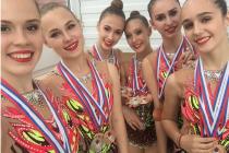 НАШИ МАСТЕРА!!! Вспоминаем 2016 год. 11 НОВЫХ Мастеров спорта России!!!