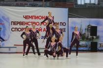 ИТОГИ ЧЕМПИОНАТА РОССИИ ПО СПОРТИВНОЙ АЭРОБИКЕ!